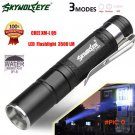 High Quality  Mini 3500LM Zoomable   Q5 LED Flashlight 3 Mode Torch Super Bright Light Lamp BC790