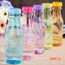 BPA Free Leak-proof Unbreakable Water Bottle Cup Frosted Camping/Outdoor/Biking/Sport 550ml BC44