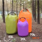Portable 10L 20L Waterproof Bag Storage Dry Bag for Canoe Kayak Rafting Sports Outdoor Cam