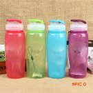 Portable Sports Cups Of Large Capacity Water Drink Bottle Eco-friendly Plastic Protein Pow