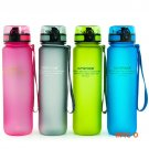 1000ML BPA free Water Bottles Scrub Portable Space Cup Adult Sports cycling climbing trave