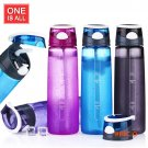 700ML Water Bottle Plastic Cup Sport Water Bottles My Bike Bottle Tritan Bicycle Cycling S