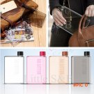 320/420ML A6 A5 Notebook Paper Water Bottle Portable Creative Juice Wine Drinking Cup Port