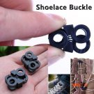 Free Shipping 10pcs/lot Plastic Rapid Shoelaces Antiskid Buckle,Outdoor Camping Equipment,