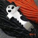 EDC Gear Mini Multifunction Skull Outdoor Equipment Camping Accessory Survival Pocket Tool