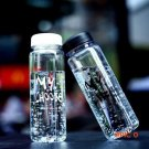 My Water bottle sport  bottle 500ml Cycling outdoor Moisturizing shaker Transparent Travel