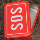 Outdoor Camping  survival box self-help empty box SOS Camping Hiking equipment survival bo