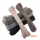 25ft New Paracord 550 Paracord Parachute Cord Lanyard Rope Mil Spec Type III 7 Strand Clim