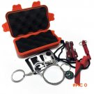 Portable Emergency Outdoor Equipment Emergency Bag Survival Kit Box Self-help Box SOS Equi