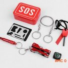 Emergency Equipment SOS Kit Car Earthquake Emergency Supplies SOS Outdoor Camping Survival