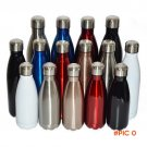 Vacuum Flask Double Wall Stainless Steel Insulated Water Bottle Mug Cup Thermos Great for