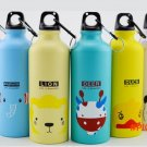500ML  Portable Sports Bicycle Water bottle Lovely Animal Outdoor Top Cycling Camping Bicy