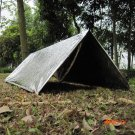 Emergency Tent Shelter Tube Men Waterproof Insulation Blanket For Camping DIY EDC Tool Fir