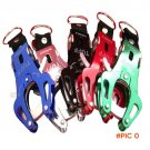 Durable Aluminum Alloy Climbing Hook Keychain Carabiner Clip Carabiners Lock Keyring Outdo