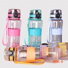 550ML My Bottle Glass Tea Infuser Water Bottle With Stainless Steel Filter Portable Sport