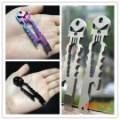 2016 High Quality Outdoor Camping Equipment Bold Color 8CM Locking D Deduction Quickdraw C