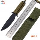 FINDKING 7.5 Inch Combat Tactical Knife Camping knife  Survival knife hunting knife with N