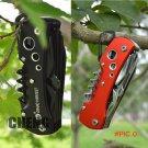 Swiss 91mm Folding Knife Multifunctional Multi Tool Army Pocket Knife Navajas Ferramentas
