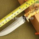 Elk Ridge BROWNING Survival Fixed Knives,440 Blade Bone Handle Sanding Outdoor Hunting Knife. BC220