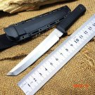 RECON TANTO SAN MAI Cold Steel Fixed Knives,9Cr18Mov Blade ABS Handle Sanding Outdoor Surv