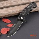 Sizes Black Blade Cold Steel Folding Pocket Knife Tactical Survival Knives Walther Camping