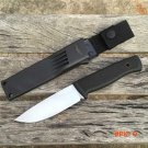 Kang&Yi Fixed blade Knife VG10 Blade Straight Knives Tactical Knife Camping Outdoor Su