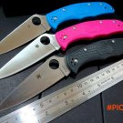 Custom C10 Folding Pocket Knife Tactical Survival Knives Camping  Knives Outdoor Hunting K