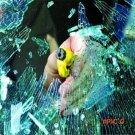 Mini Car Window Breaker Emergency Safety Hammer survival knife with Key Chain glass breake