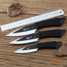 HOT ( 3 in 1), Pocket Knife Tactical Fixed Blade Knife Survival Outdoor Hunting Camping Kn