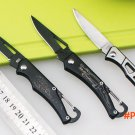 Mini Folding Knife Outdoor Hunting/Survival Tactical Camping Pocket Knives All-metal Multi