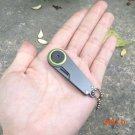 Portable Mini Key Chain folding knife stainless steel blade survival Outdoor camping tool