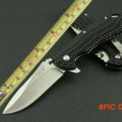 ZT Zero Tolerance Folding Knife 5Cr13Mov Wire Drawing Blade Pocket Survival Knifes Tactica