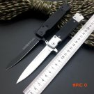 Hot Folding Knife 440 Blade G10 Handle Sog Pocket Knife Survival Camping Tactical Hunting