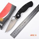 2 color G10 handle CPM-S30V blade 58HRC folding knife outdoor camping Pocket knife surviva