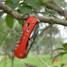 Stainless Steel Survival Knife Folding Knife Multi Tool Navajas Herramientas Couteau Campi
