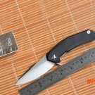 Fule zt0095 0095 9Cr18MoV blade G10 handle ball Bearing folding knife camping hunting outd