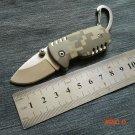 Mini Boke Keychain Folding Knife Pocket Survival Knives Tactical Hunting Camping Knifes Ou