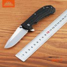BMT Brand Pocket Hunting Tactical Survival Knife 5Cr13Mov Blade Nylon and Glass Fiber Hand