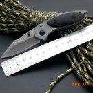 Pocket Knife BUCK Folding Knife 3CR13 Blade Titanium Coating Survival Tactical Knifes Hunt