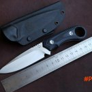 Bolte Sword Fish D2 blade G10 handle fixed blade hunting straight knife KYDEX Sheath campi