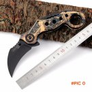Outdoor Cs go karambit Hunting Knife Survival Tactical Cs knifes Stainless Steel Hunting F