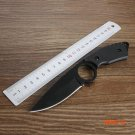 Camping Small Straight Knife Portable Outdoor Survival Knife Saber Special for Gift with A