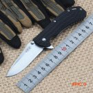 NEW ZT Pocket Folding Knife Tactical Survival EDC Knife Outdoor Hunting Combat Camping Cam