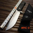 420HC Steel Blade Fixed Blade Knife Buck Survival Knifes With Sheath Hunting Camping Tacti