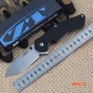 S30V Blade 58HRC G10 Handle ZT Zero Tolerance Folding Knife Pocket Survival Knifes Tactica