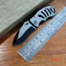 High quality Efeng Mini Pocket Folding Hunting Knife Tactical Survival Knives 440C Blade S