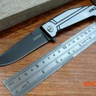 "High Quality! Efeng folding knife Nura Framelock Knife 4035TIKVT 4 5/8"" closed. 3 1/2"