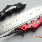 New Bat Utility  Survival Folding Blade Knife Hunting Knife Mini Pocket Tactical Knives Ca