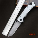 High quality Survival Knife SOG Pocket Folding Knife 440 Steel Blade Hunting Tactical Kniv