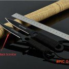 High Quality Stainless Steel Survival Knife Fixed Blade Knife Outdoor Self-defense Diving